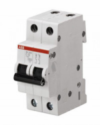 Breaker ABB Monofásico 10A SH202-C10
