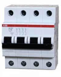 Breaker ABB Trifásico 50A SH204-C50