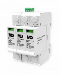 Descargador Sobretensiones Solar 1000V MD BF3-40