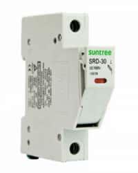 Portafusible 1000VDC 10x38 Suntree