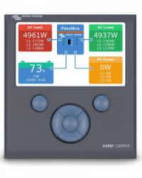 Monitor Color Control GX de Victron