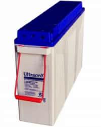 Batería AGM 250Ah Ultracell Frontal 12V