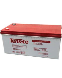 Batería GEL 12V 250Ah Tensite