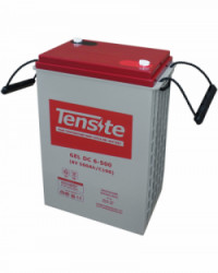 Batería GEL 6V 500Ah Tensite
