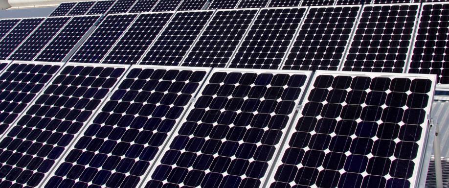 Conexión en serie y en paralelo de paneles solares