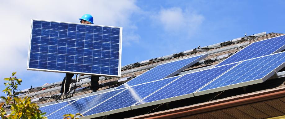 ¿Cuánto cuesta un panel solar?
