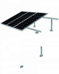 Estructura Suelo 15º-30º 1 Panel CVE915