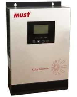 Inversor Cargador 1000W 12V Must Solar