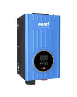 Inversor Cargador 1500W 12V MPPT 80A 110V Must Solar
