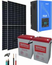 Kit Solar 1000W 12V 4000Whdía