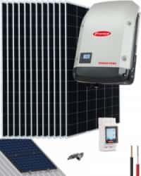 Kit Solar OnGrid 10000W 52000Whdía Fronius