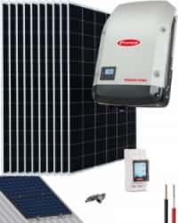 Kit Solar OnGrid 3800W 20000Whdía Fronius