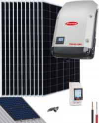 Kit Solar OnGrid 6000W 32000Whdía Fronius