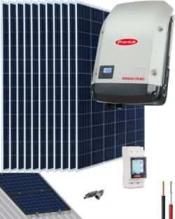 Kit Solar OnGrid 8200W 40000Whdía Fronius