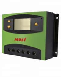 Controlador Carga 50A PWM 48V Must Solar