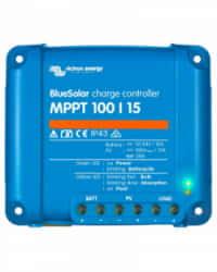 Controlador Carga BlueSolar MPPT 100/15 Retail Victron Energy