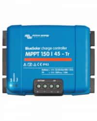 Controlador Carga BlueSolar MPPT 150/45-Tr Victron Energy