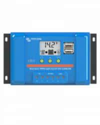 Controlador Carga BlueSolar PWM-LCD&USB 12/24V 20A Victron Energy