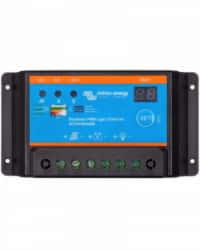 Controlador Carga BlueSolar PWM-Light Charge Controller 12/24V-20A Victron Energy