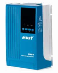 Controlador Carga MPPT 20A 12/24V MUST