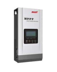 Controlador Carga MPPT 80A 12/24V/48V MUST