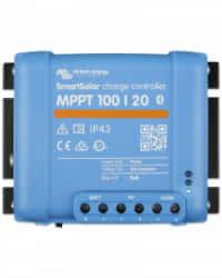 Controlador Carga SmartSolar MPPT 100/20 Retail Victron Energy