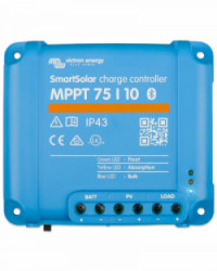 Controlador Carga SmartSolar MPPT 75/10 Retail Victron Energy